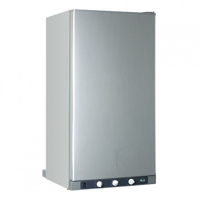 Upright Direct Cooling Low Power Noiseless Absorption Refrigerator 150L Capacity With Extremely High Reliability